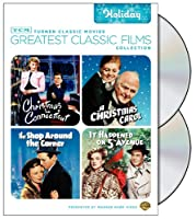 Tcm Greatest Classic Films Collection Holiday Christmas In Connecticut A Christmas Carol 1938 The Shop Around The Corner It Happened On 5th Avenue from Turner Classic Movie