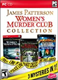 James Patterson Women's Murder Club Collection (Death in Scarlett / Darker Shade of Grey / Twice in a Blue Moon)