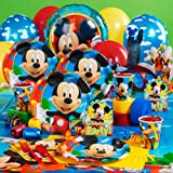Mickey Mouse Clubhouse Deluxe Party Kit for 8