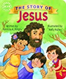 The Story of Jesus (Little Bible Books)