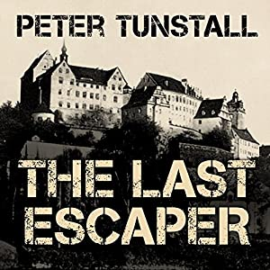 The Last Escaper Audiobook
