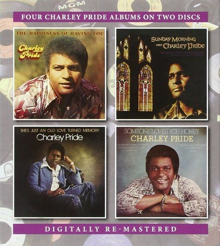 Charley Pride - Happiness Of Having You / Sunday Morning/she