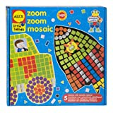 ALEX® Toys - Early Learning Zoom Zoom  Mosaic -Little Hands 1405