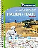 Michelin Straßenatlas Italien mit Spiralbindung (MICHELIN Atlanten)