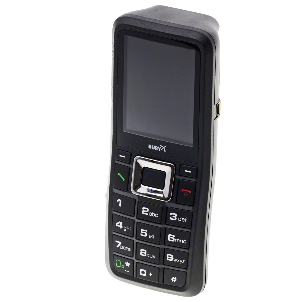 T�l�phone GSM BURY CARPHONE CP1000 NOIR