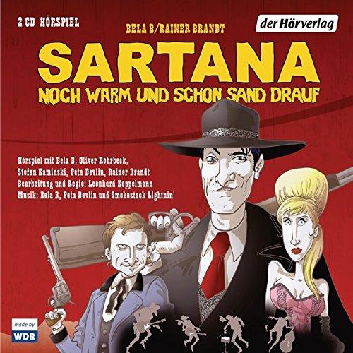 Sartana - noch warm und schon Sand drauf: Hörspiel das CD von  - Preis vergleichen und online kaufen