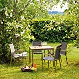 Diamond Garden Sitzgruppe San Remo / Bergamo S