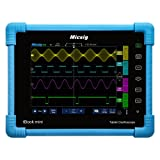 Micsig Digital Tablet Storage Oscilloscope 100MHz 4CH TO1104 (Color: Clear)