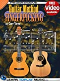 Fingerstyle Guitar Lessons for Beginners: Teach Yourself How to Play Guitar (Free Video Available) (Progressive Guitar Method) (English Edition)