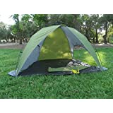 Genji Sports Instant Park and Beach Sun Shelter Apple Green