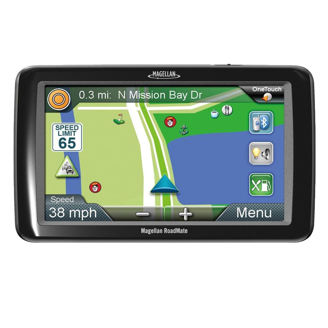 Magellan RoadMate Pro 9165T - 7-Inch GPS Navigator for RVers