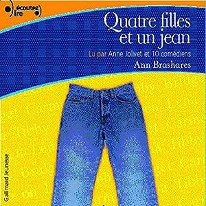 Le premier été (Quatre filles et un jean 1) | Livre audio