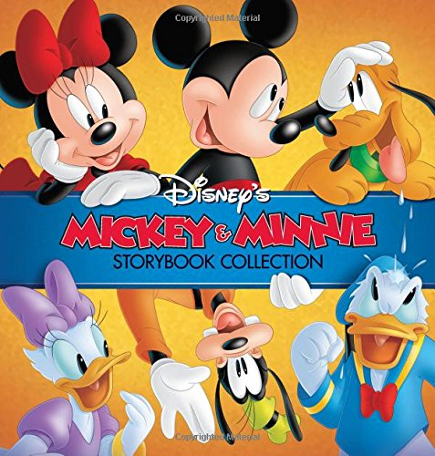 Mickey and Minnie's Storybook Collection - Disney Book Group