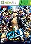 Persona 4 Arena Ultimax - Xbox 360