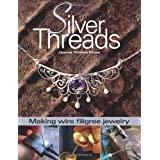 Silver Threads: Making Wire Filigree Jewelryby Jeanne Rhodes-Moen
