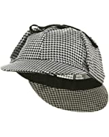 Adult Sherlock Holmes Detective Sleuth Hat
