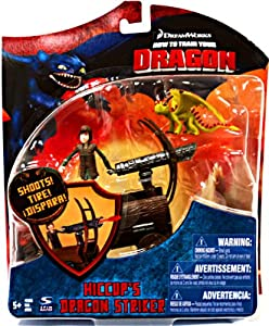 How to Train Your Dragon Movie Deluxe Hiccup's Dragon Striker
