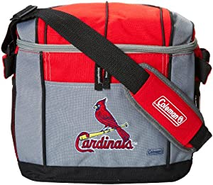 MLB St. Louis Cardinals 24 Can Soft Sided Cooler