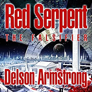 Red Serpent: The Falsifier Audiobook