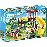 Playmobil - A1502738 - Jeu De Construction - Square Pour Enfants Avec Jeux