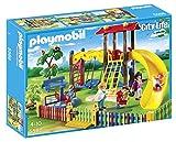 Playmobil - Life, zona de juegos infantil (5568)