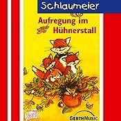Aufregung im Hühnerstall (Schlaumeier 2) | Lisa Fuchs, Rüdiger Sornek