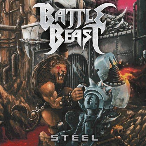 Steel by Battle Beast (2012) Audio CD