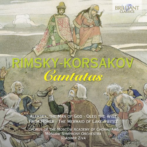 Buy Rimsky-Korsakov: Cantatas From amazon