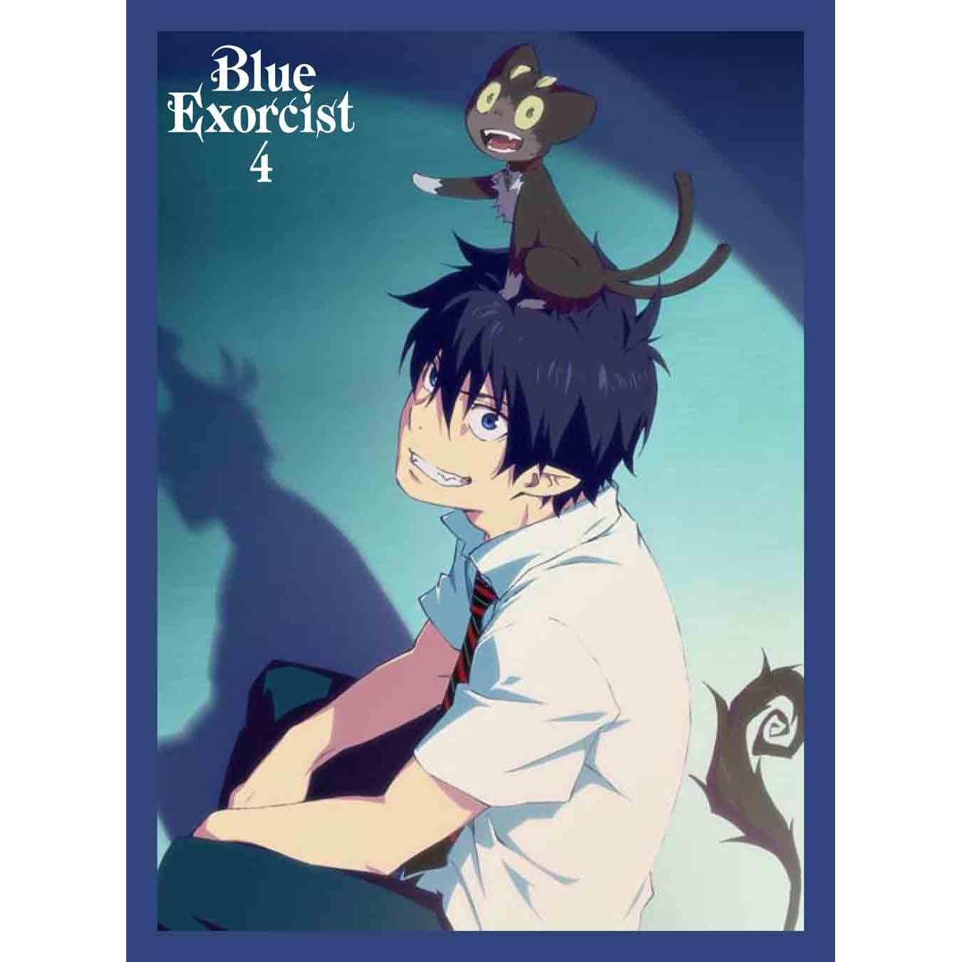 青の祓魔師 4 【完全生産限定版】 [Blu-ray]