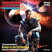 Krieg in der Schneise (Perry Rhodan 2587) | Christian Montillon