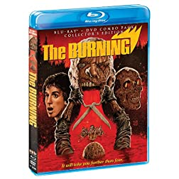 The Burning (Collector's Edition) [BluRay/DVD Combo] [Blu-ray]