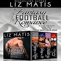 Fantasy Football Romance - Box Set: Seasons 1-4 (       UNABRIDGED) by Liz Matis Narrated by Christine Padovan