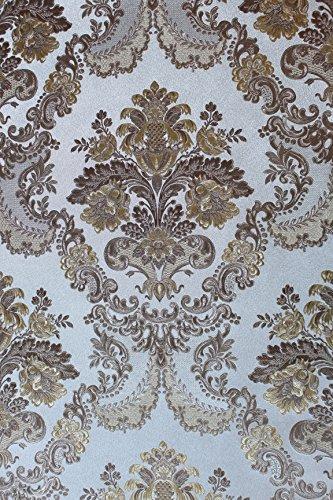 vinyl-tapete-barock-retro-grau-silber-gold-braun-fujia-decoration-22836