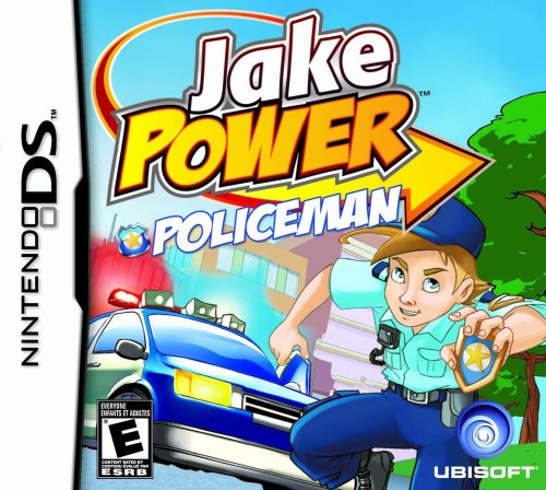 Jake Power Policeman - Nintendo DS - 1