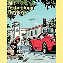 Audible Technology Review, November 2014  by Technology Review Narrated by Todd Mundt