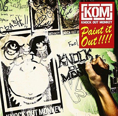 knock-out-monkey-paint-it-out-cd-dvd-japan-cd-jbcz-6003