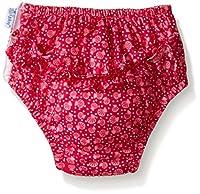 i play. Ruffle Snap Reusable Absorbent Swim Diaper