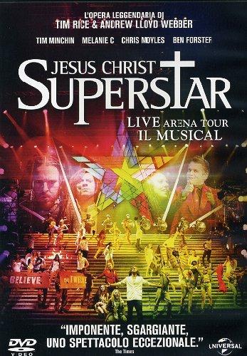 Jesus Christ superstar - Live Arena tour - Il musical (Region 2) [Italia] [DVD]