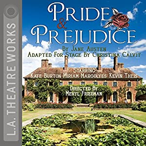 Pride and Prejudice (Dramatized) Performance