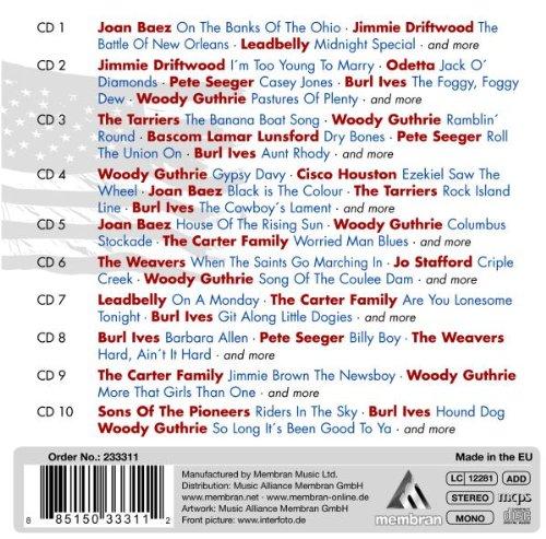 Woody Guthrie - Original American Folksongs - Zortam Music