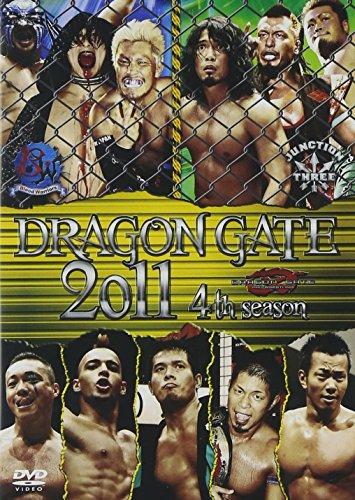 DRAGON GATE 2011 4th season [DVD]