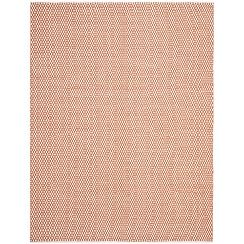 Safavieh Boston Collection BOS685C Handmade Orange Cotton Area Rug, 8 feet by 10 feet (8' x 10')