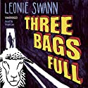 Three Bags Full (       UNABRIDGED) by Leonie Swann Narrated by Hugh Lee