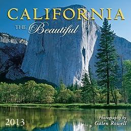 California the Beautiful 2013 Wall (calendar)