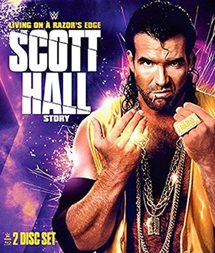 WWE: Living on a Razor's Edge: The Scott Hall Story (BD) [Blu-ray]