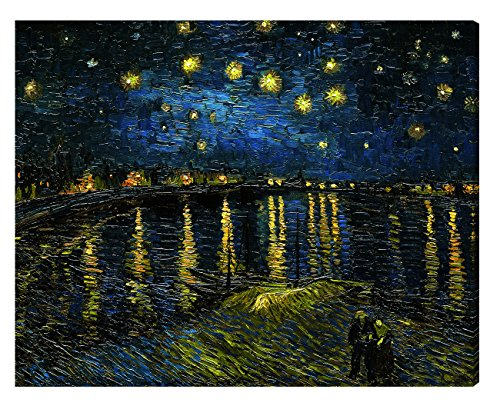 Vincent Van Gogh paintings Series (fan favorite!)- The Van Gogh Classic Arts Reproduction, Museum Quality Oil Painting Reproductions, Art Reproductions On Acid-free cotton canvas, stretched canvas gallery wrapped. movado museum classic 606179
