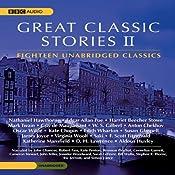 Great Classic Stories II | [Edgar Allan Poe, James Joyce, Mark Twain, Kate Chopin, Virginia Woolf, Aldous Huxley, F. Scott Fitzgerald, Oscar Wilde]