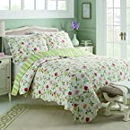 Hannah Quilted Coverlet - Queen
