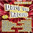 Party Tyme Karaoke - Super Hits 17 [16-song CD+G]