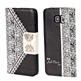 Galaxy-Note-5-Case-TOOPOOT-Fresh-Cute-Flip-Wallet-Leather-Case-Cover-with-Card-Slots-for-Smasung-Galaxy-Note-5